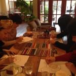 マンダラぬり絵でカラーセラピーの会。開催しました。