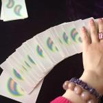 【鑑定例】色の言霊カードで恋愛の鑑定。