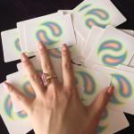 2018年の手帳を色の言霊カードで決めてみた【その1】。