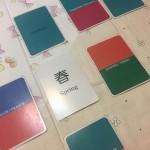 6月開講日追加!【色の言霊カードセラピスト養成講座】。