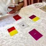 8月開講日決定!【色の言霊カードセラピスト養成講座】。